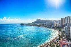 海外 ビーチ 青い海 白い砂浜