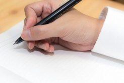 英単語を鉛筆で紙に書いて覚えるのは非効率か